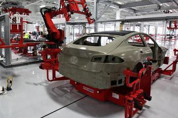 特斯拉二次验收通过 上海超级工厂量产在即