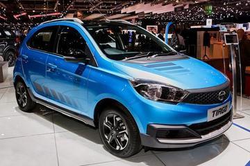 2020年上市 塔塔推新型电动车动力总成
