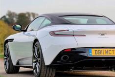 优雅与野性的结合体 阿斯顿·马丁DB11 V8