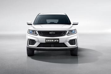 别克全新中大型SUV昂科旗预告图发布 年内上市