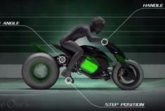 极具未来感 十大概念摩托车欣赏