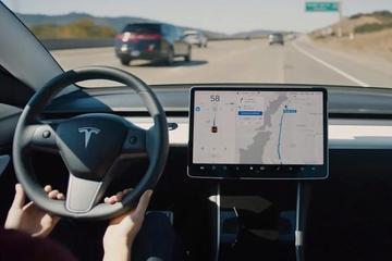 特斯拉全自动驾驶系统将在11月1日涨价1000美元