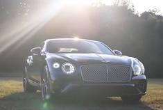 豪华有气质 2020款宾利Continental GT