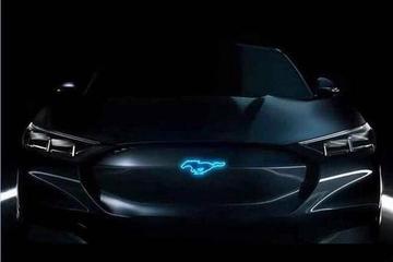 福特全新纯电动SUV-Mach E将于11月18日首发