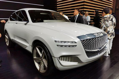 2019進博會:捷尼賽思GV80概念車首發
