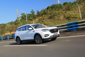 7座SUV的新选择 试驾潍柴U70
