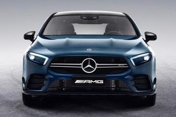 预售40-44万元 国产A 35 L广州车展将上市