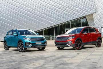 一汽-大众全新小型SUV探影将于12月4日上市