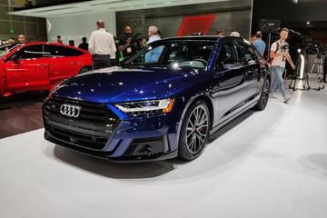2019洛杉磯車展:全新奧迪S8L全球首發