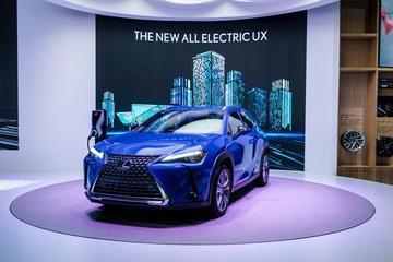 2019廣州車展:雷克薩斯首款純電動量產車亮相