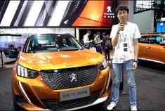 2019广州车展视频:60秒新车初印象 东风标致2008