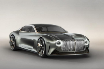 又不賣了? 賓利計劃打造全新敞篷GT跑車