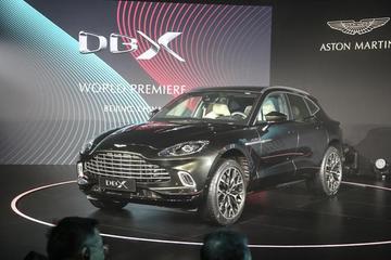 阿斯顿·马丁英国开设新工厂用于生产首款SUV车型DBX