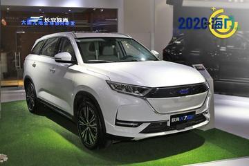 2020海口新能源车展:长安欧尚X7 EV解析