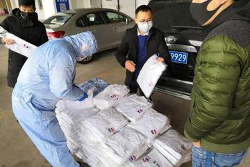 抗击新型肺炎疫情 地处武汉的东风公司捐款一千万元