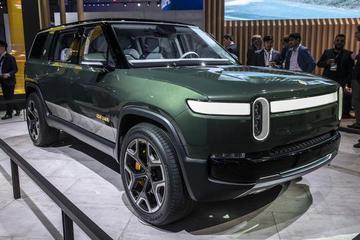 美国初创电动车企Rivian将为福特与林肯打造高端纯电动SUV