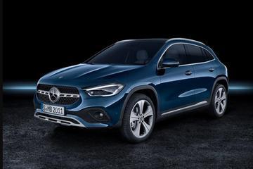 奔驰新GLA/CLA/新款E级PHEV日内瓦车展首发