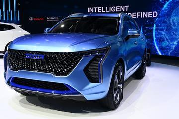 长城汽车宣布进军印度市场 首发两款哈弗概念车