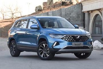 最划算德系中型SUV!捷达VS7三天后上市11万起售