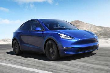 特斯拉Model Y欧洲市场售价公布 约合27.3万起售