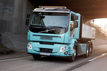 沃尔沃FE电动版投放欧洲市场 续航里程200公里