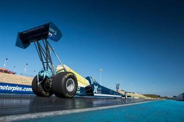 Top EV Racing竞速赛车搭载4台兆瓦电动机 0.8秒内破200km/h