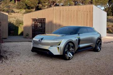 雷诺计划打造2款全新SUV电动车 首款车型2020年底发布