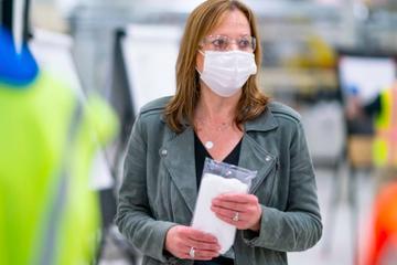 海外疫情|通用汽车鼓励600家零部件供应商协助生产口罩
