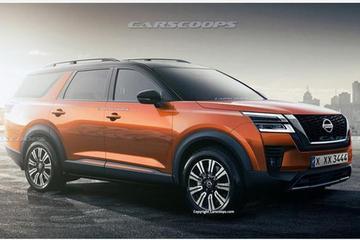 竞争途昂/2021年亮相 日产中大型SUV或将国产