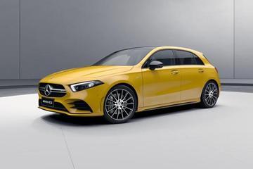全新AMG A 35两厢版上市 售价39.98-42.98万元