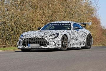 711马力性能怪兽!梅赛德斯-AMG GT黑色系列成都车展首发