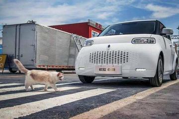 白猫来袭!欧拉白猫开启预售 预售价7.58万元起