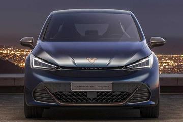 Cupra发布首款高性能纯电动车El-Born 续驶里程500公里
