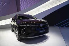 视频:2020成都车展 主攻细分市场别克昂科威S新车开箱