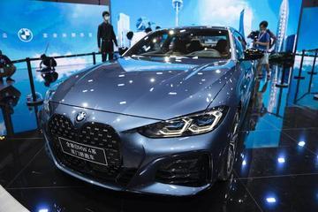 视频:2020成都车展 颜值引争议全新宝马4系Coupe新车开箱