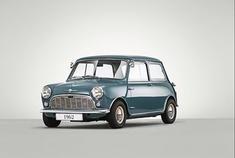 1959-2020,MINI的61年