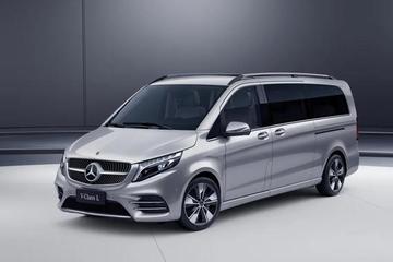 49万起/3款车型 全新奔驰V级开启预售