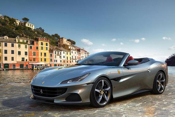 造型更动感更流畅 法拉利Portofino M全球首发