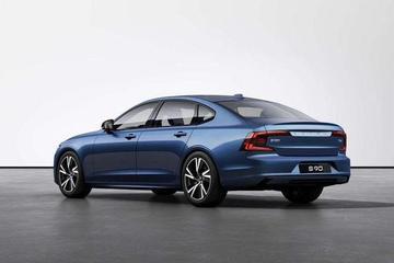沃尔沃发布了2021款S90和V90车型的定价