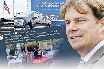 法利即将执掌福特 如何带领百年福特是最大挑战