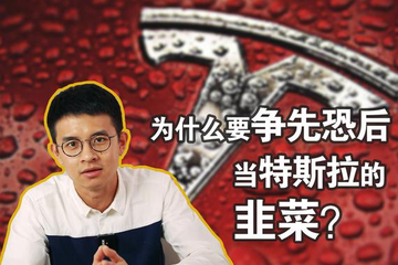 视频:北京新增两万个新能源指标 有多少人会选择特斯拉