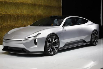极星Precept概念车新消息 明年9月量产
