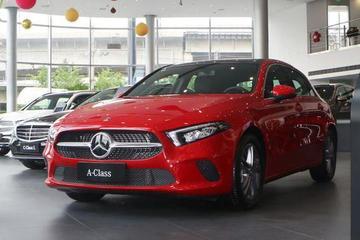 售23.28万起/配置升级 新款奔驰A级两厢版上市