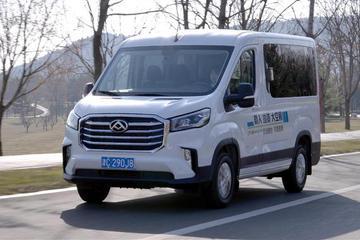 轻客标杆城市运载专家 试驾上汽大通MAXUS V90 运杰版