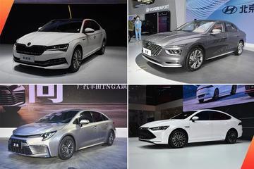15-20万元区间实力派新车 谁的未来值得期待