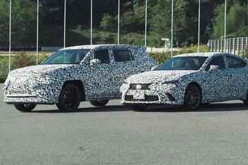 雷克萨斯拟为未来混动和电动车提供双擎驾驶技术