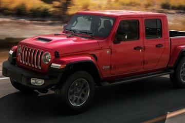 能拉能越野 Jeep Gladiator欧洲市场开启预订