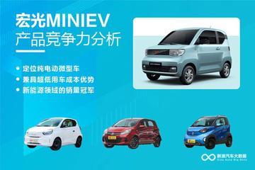 【新浪汽车大数据】上市半年后,宏光MINIEV的市场竞争力如何?