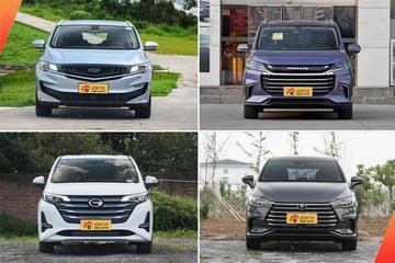 四款主流国产紧凑型MPV 买它们前你需要知道的