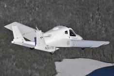 吉利科技集团太力TF-1飞行汽车获全球首张飞行汽车FAA适航证